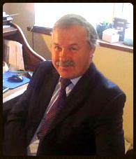 Geoffrey Hughes BA MEd MBA