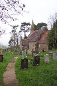 St Dennis, Llanishen parish church