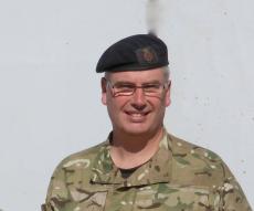 Lt. Col. RRD Griffin LG (Afghanistan)